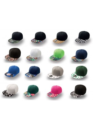 Pack 50 Snapbacks SNAP COLOR